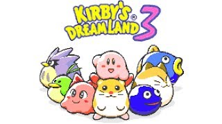 Grass Land 2 - Kirby's Dream Land 3