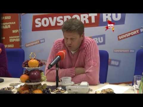 """Дмитрий Губерниев о канале """"Матч ТВ"""" и каблучках Тины Канделаки"""