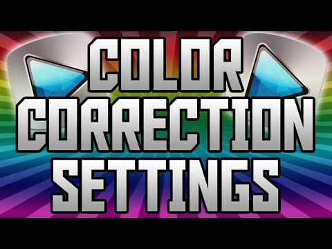 Sony Vegas Pro: BEST Color Correction Settings - Better Looking Gameplay!