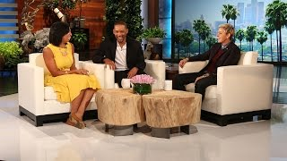 Ellen and Will Surprise an Amazing Teacher - EXTENDED!
