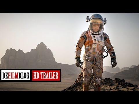 Download The Martian (2015) Official HD Trailer [1080p]