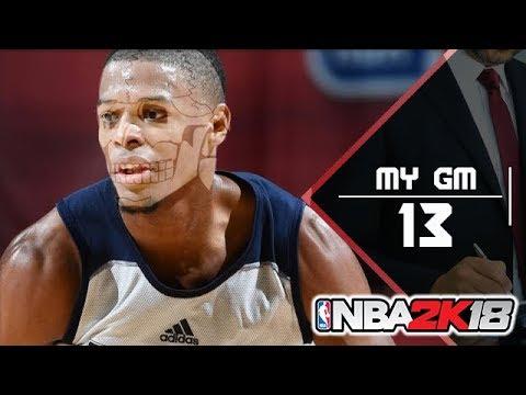 [MyGM]: DENNIS SMITH JR VERLETZT :/ - NBA 2K18 [013] - Lets Play | Maxx | Deutsch
