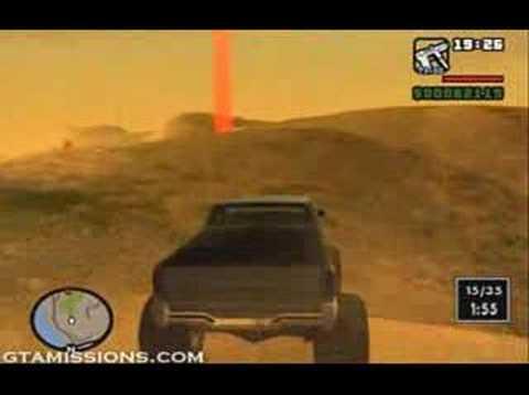 GTA San Andreas : PS2 Cheats