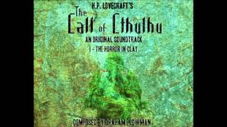hp lovecraft s the call of cthulhu soundtrack part 1 orchestra horror music