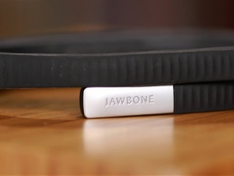 The advanced, insightful Jawbone Up fitness tracker