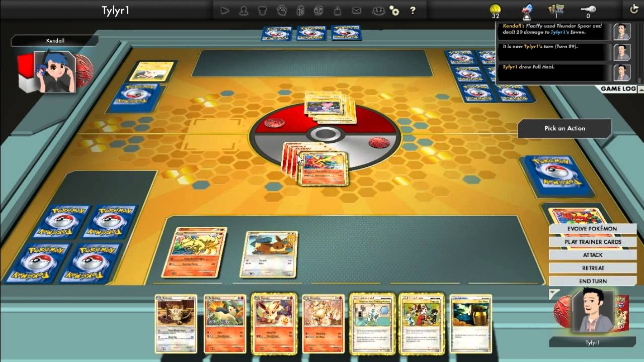 Pokemon Trading Card Game Online  Let\u002639;s Play  Part 14