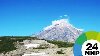Попокатепетль выходит из себя: проснулся самый грозный вулкан Мексики - МИР 24