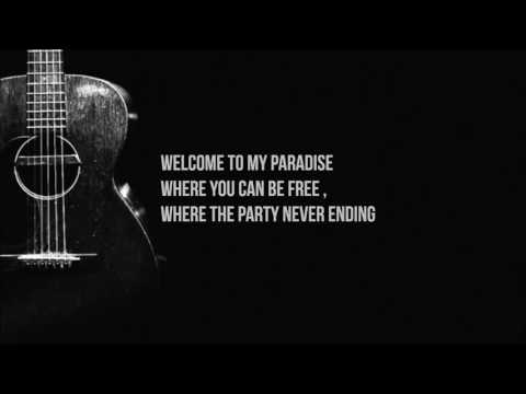 Steven & The Coconut Treez - Welcome To My Paradise (Official Lyric Video)