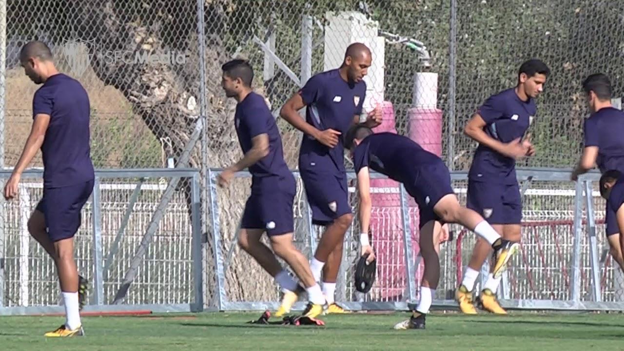 Sevilla Trainer