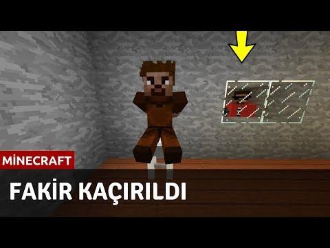 ZENGİN VS FAKİR #144 - Fakir Kaçırıldı (Minecraft)