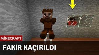 ZENGİN VS FAKİR #144 - Fakir Kaçırıldı (Minecraft) Video