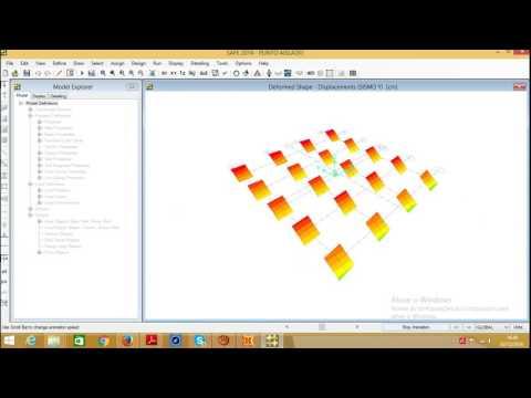 Analisis y Diseño de Plintos Aislados con SAFE 2014