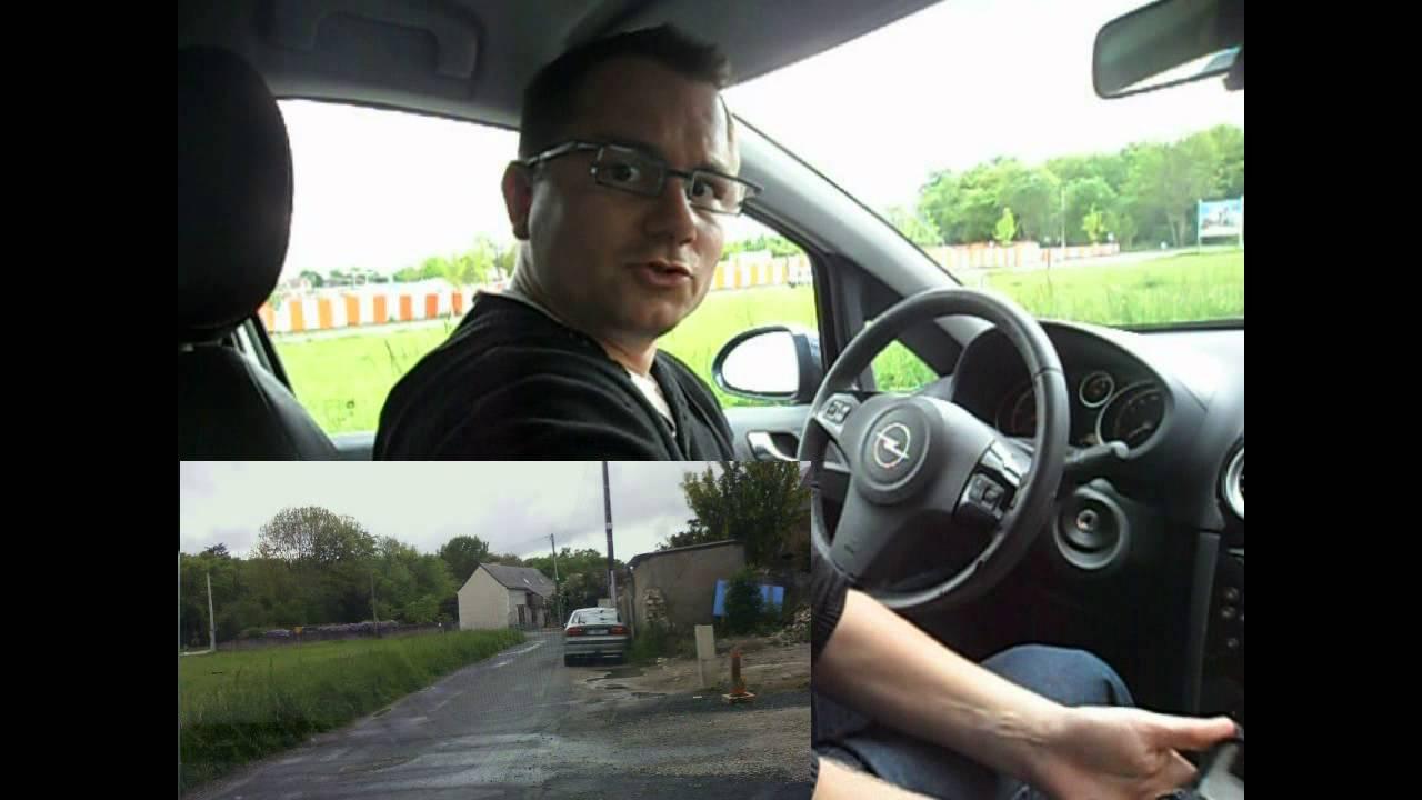photo comment conduire dans une circulation