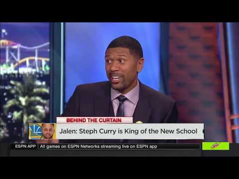 Jalen Rose On Importance Stephen Curry To The Golden State Warriors   NBA Countdown