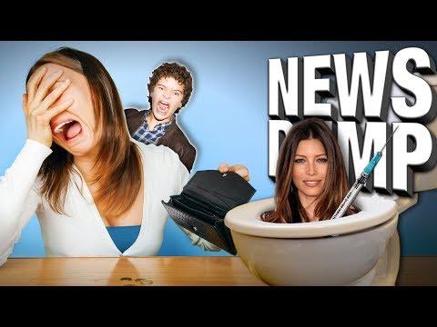 Netflix Prank Show FAIL & Jessica Biel is Dumb - News Dump