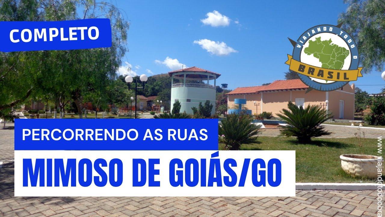 Mimoso de Goiás Goiás fonte: i.ytimg.com