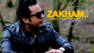 Arslan Baig - Zakham (Official Audio)