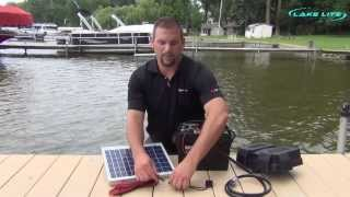 Lake Lite 12v Boat Lift Solar System Wiring Instructions