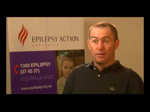 Epilepsy Action - Paul Wade
