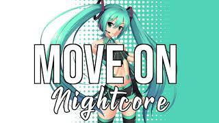 (NIGHTCORE) Move On - Mike Posner Video