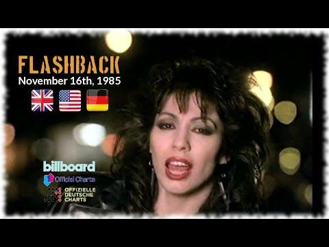 Flashback - November 16th, 1985 (UK, US & German-Charts)