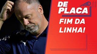 PALMEIRAS perde para o FLAMENGO e DEMITE MANO MENEZES e MATTOS   De Placa (02/12/2019)