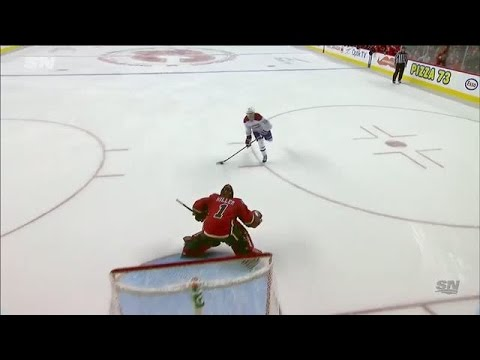 Shootout: Canadiens vs Flames