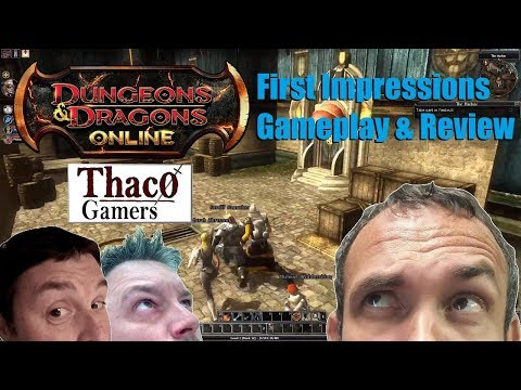 Dungeons & Dragons Online [DDO] | First Impressions | Is It Worth Playing | Gameplay &  Review 2018