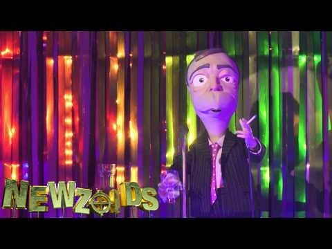 Nigel Farage Stand Up (Part 2)  - Newzoids