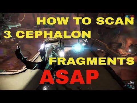 Warframe cephalon fragment phobos junction