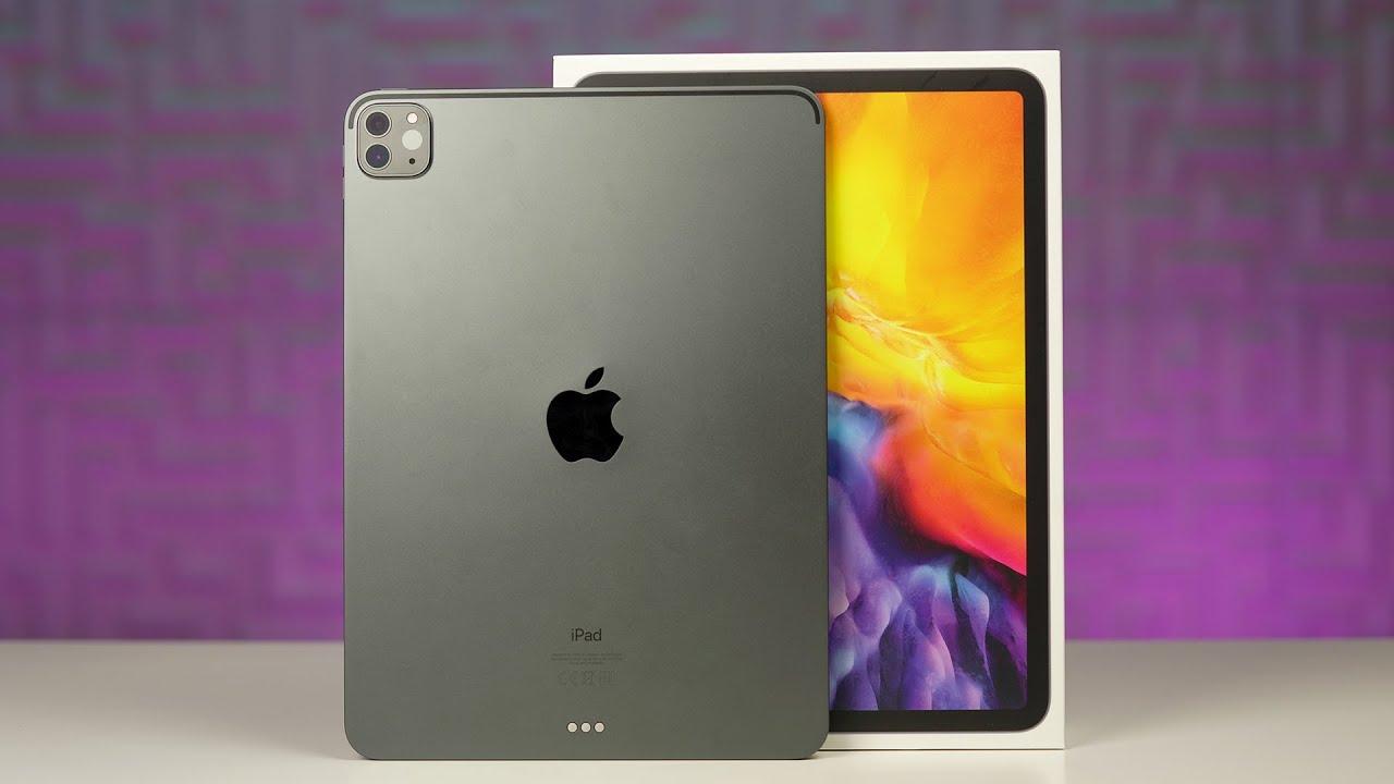 iPad Pro 2020 - Unboxing y Todo Lo Nuevo - YouTube