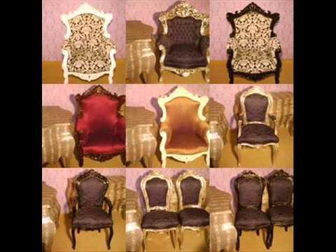 Fabricacion y reproduccion de muebles de estilo barroco - Muebles estilo barroco moderno ...