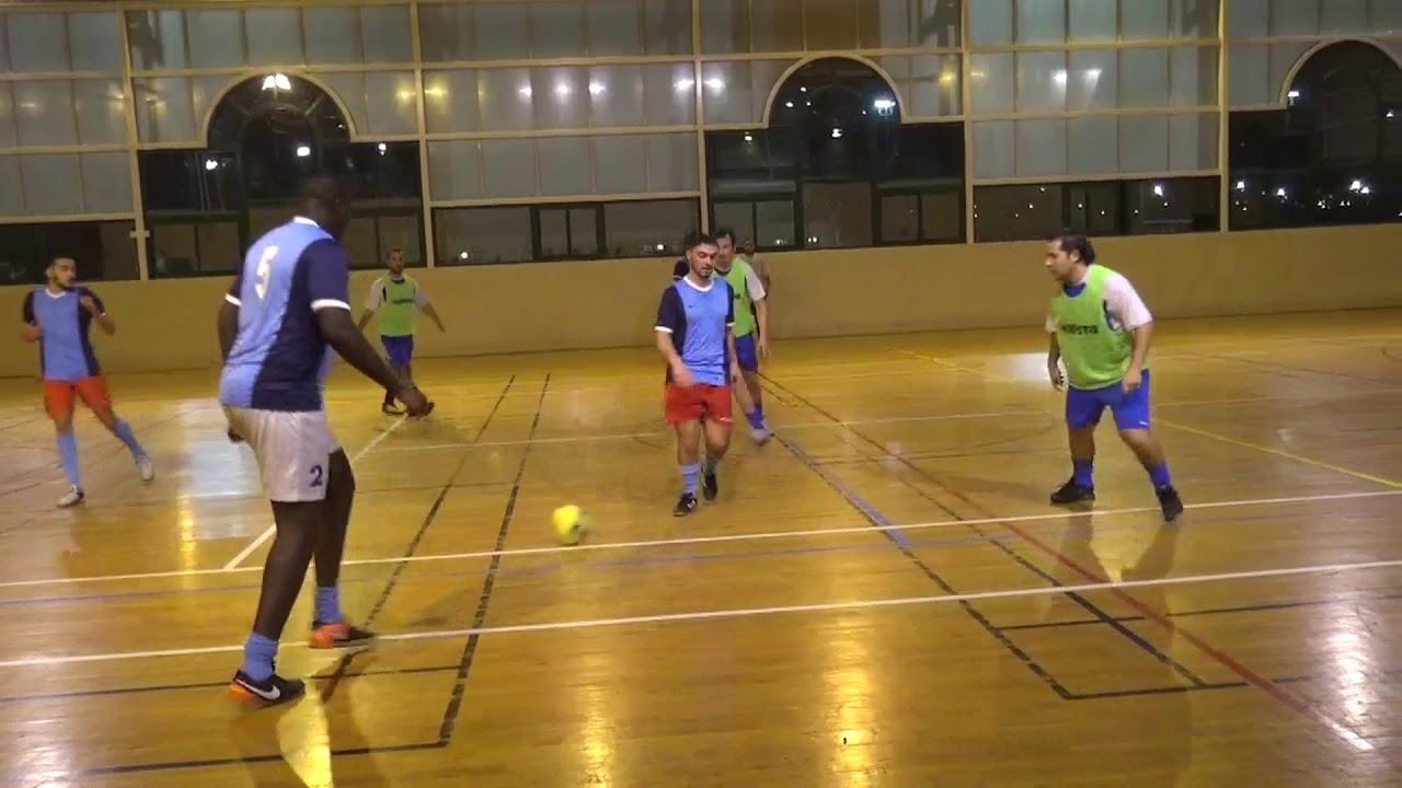 r u00e9sum u00e9 du match de futsal drancy futsal - karma fsc
