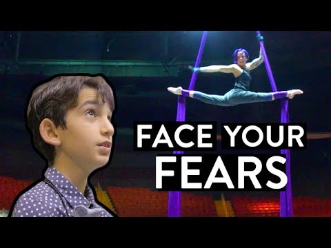 What Fears Do You Want to Overcome?  Free Advice