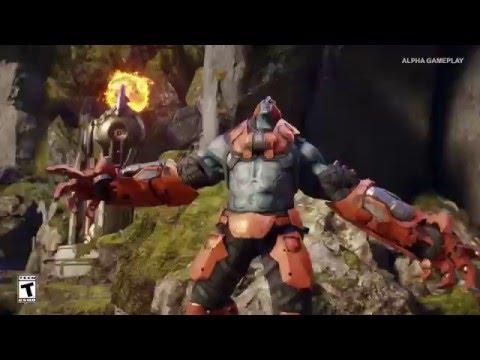 видео: paragon — способности героя steel