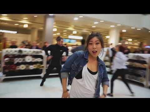 Five Amazing Flash Mob Surprises in John Lewis!