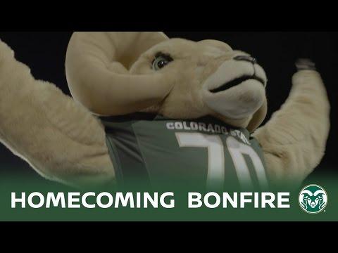 CSU's Homecoming Bonfire: A Nissan Fan-Fueled Tradition