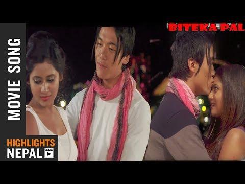 Jaba Sajha Parchha | BITEKA PAL Song | Keki Adhikari | Avinash Gurung