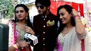 Qubool Hai Full Episode Shoot Behind The Scenes On Location 12th January HD