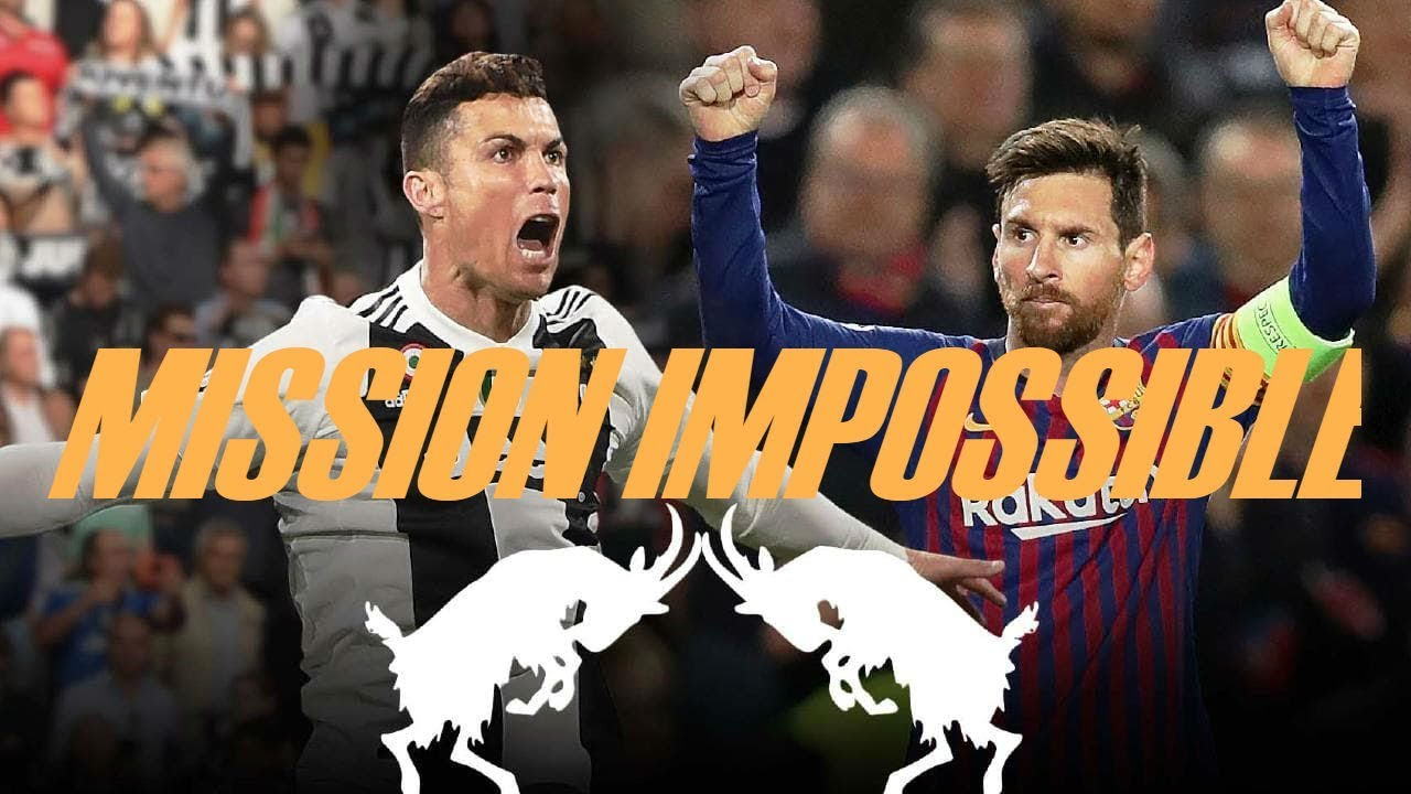 Cristiano Ronaldo v Lionel Messi - (Mission Impossible Trailer Style)