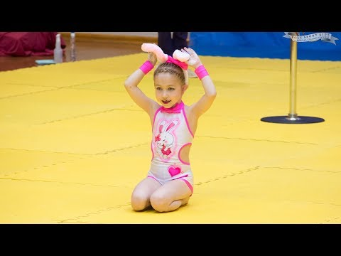 Pole Sport Kids 5-6 Years Old Алексеева Мария Ижевск 5-6 лет