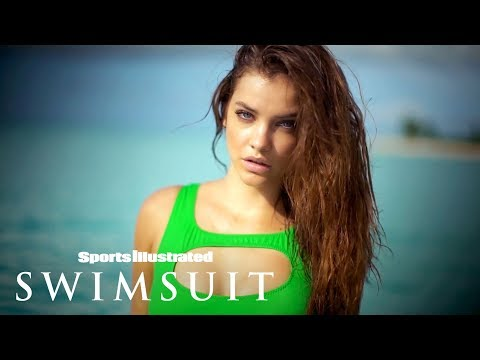 Barbara Palvin Gets Wet, Takes It Off In Turks & Caicos | Intimates | Sports Illustrated Swimsuit