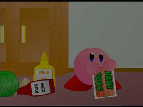 Kirby - A Midnight Snack - German Dub