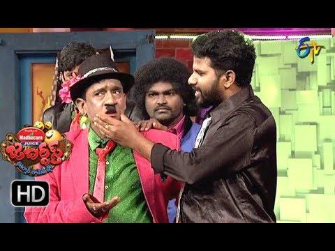 Hyper Aadi, Raising Raju Performance   Jabardasth   6th September 2018   ETV  Telugu