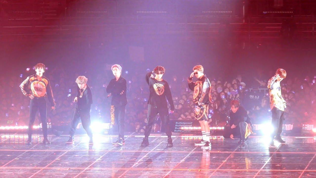 Download We are Bulletproof pt.2 @BTS FANMEETING 5TH MUSTER MAGIC SHOP 5기 머스터 4k