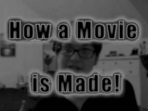 Film Industry #2 How a Movie is made!