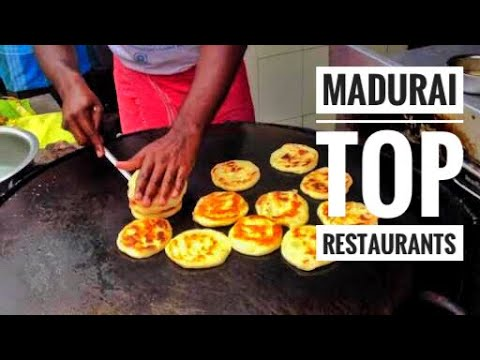 Top 5 food places in MADURAI