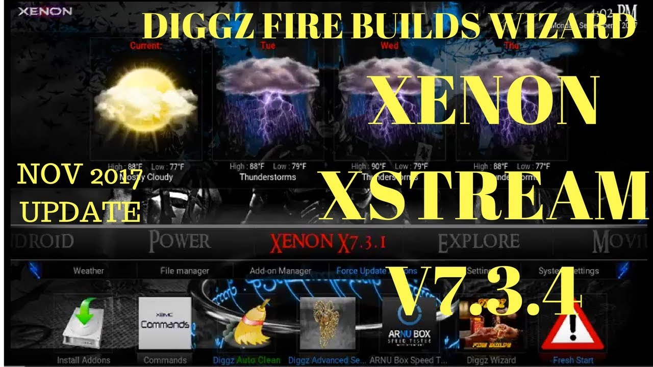 Diggz Fire Build Wizard Repo