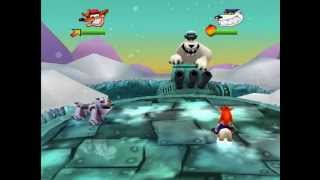 Crash Bash - All Bosses