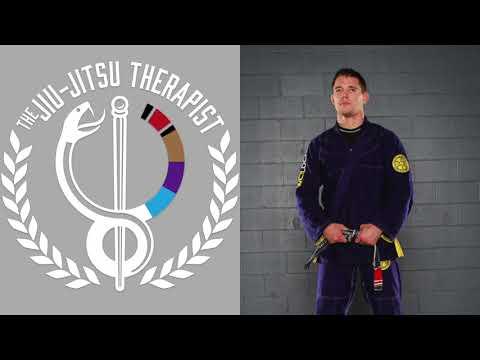 The Jiu-Jitsu Therapist Podcast: Episode 29 - BJJ Black Belt James Clingerman